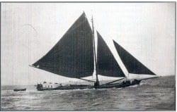 Historische zeilschepen