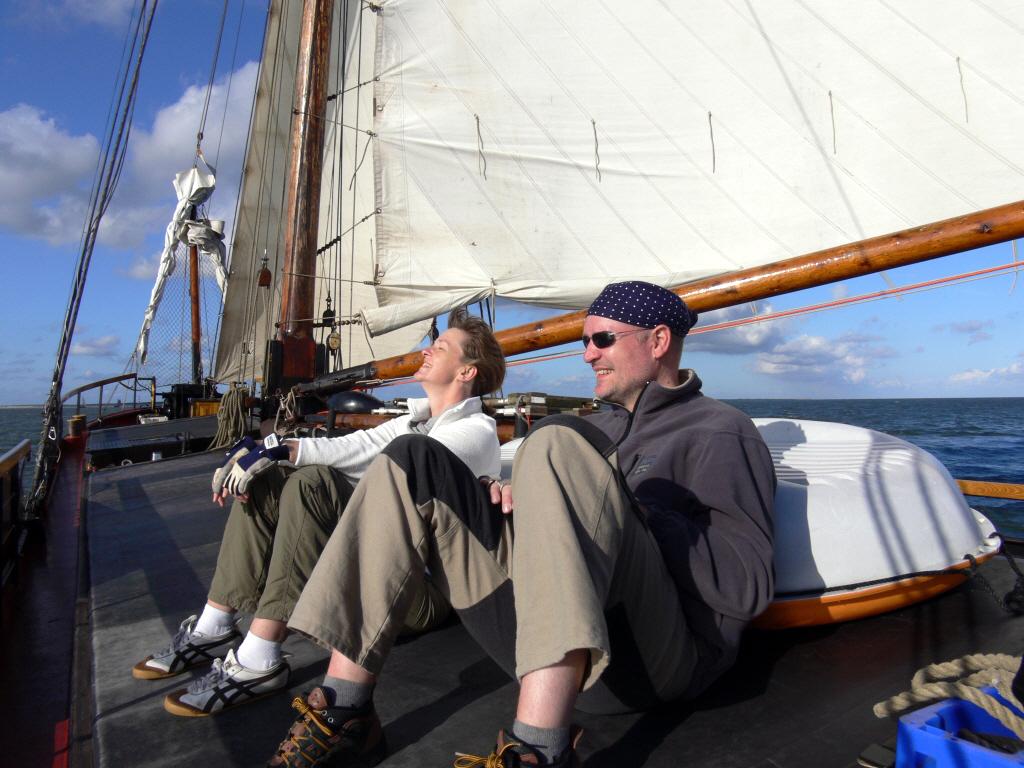 Luxe zeilvakantie Waddenzee en IJsselmeer