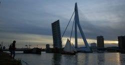 Nederland Waterland Rotterdam