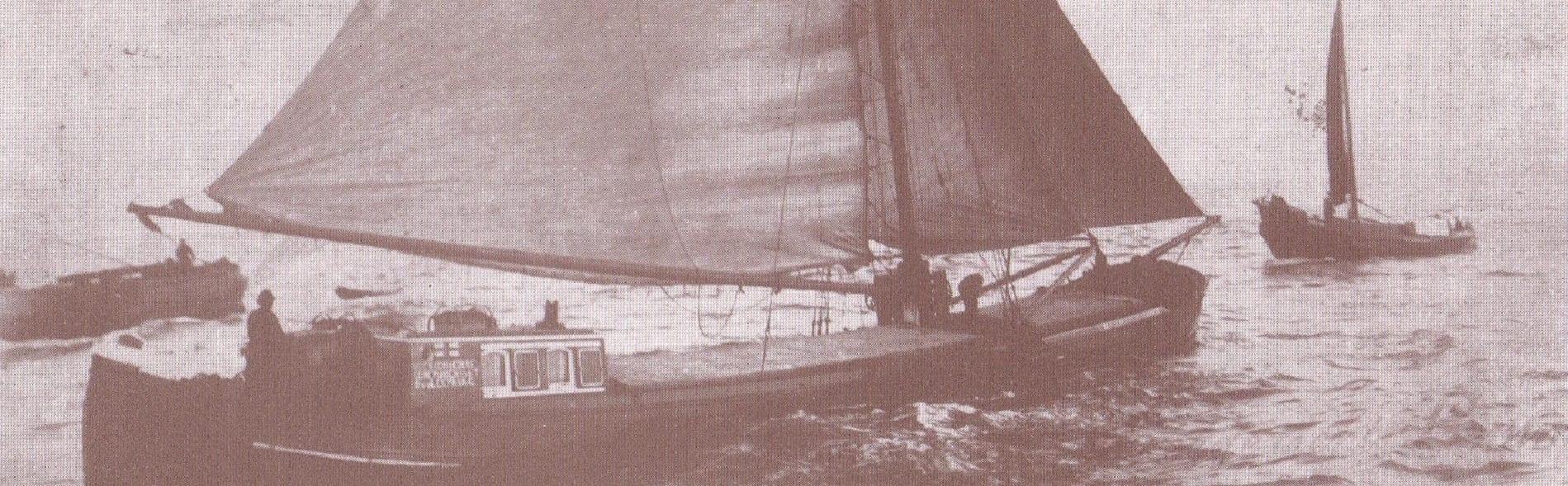 100 jaar zeilen op het IJsselmeer